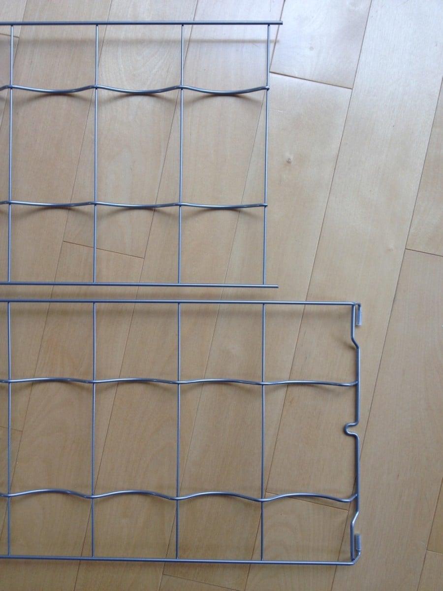 ikea kitchen rack cabinets albuquerque besta wine hack! - hackers
