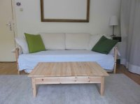 Two Fjellse beds make a living room - IKEA Hackers - IKEA ...