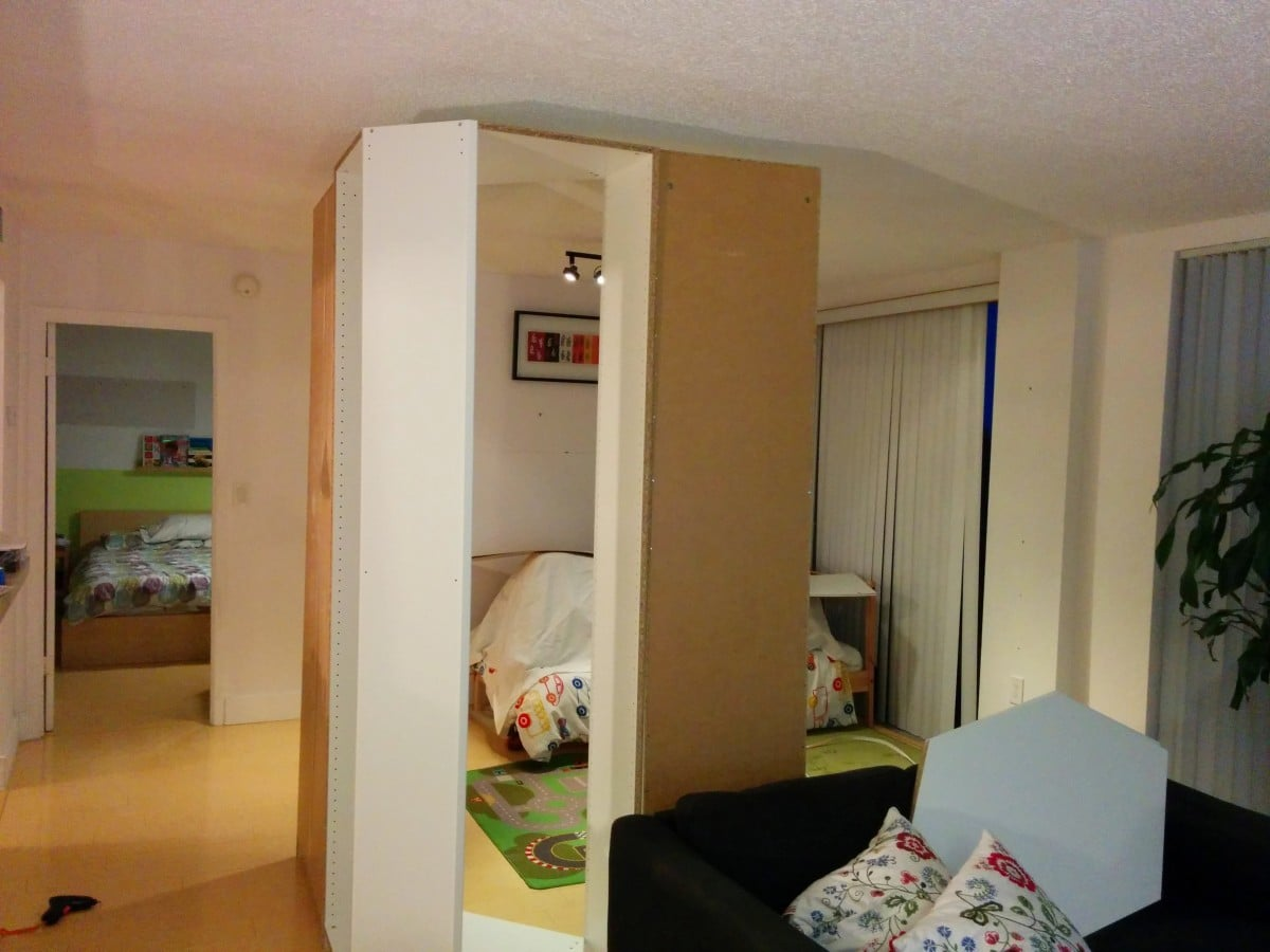 kitchen pantry cabinet ikea amish cabinets making a pax room in the living - hackers