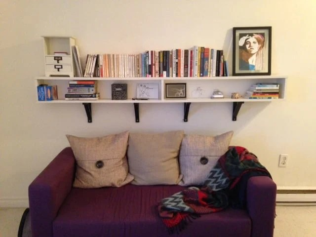 What Else Can I Do With That Old Cd Shelf Horizontal