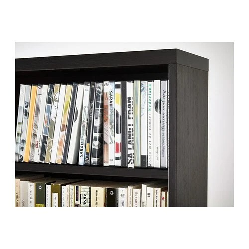 dvds fit in this besta shelving unit