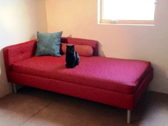 Completed Mid Century Modern Daybed