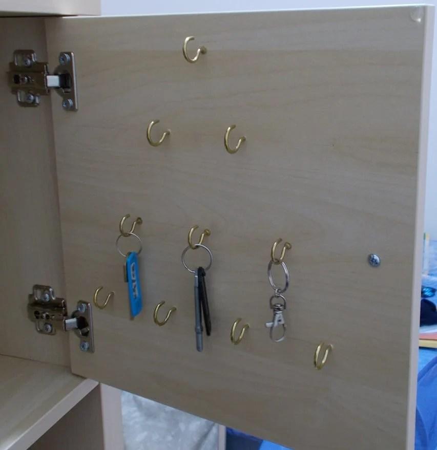 Kallax Door Corkboard Ikea Hackers