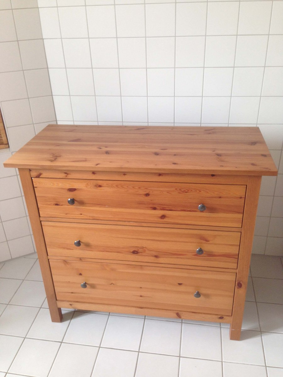 ikea kitchen table with drawers apron sink wickeltisch, hemnes diaper changing - hackers ...