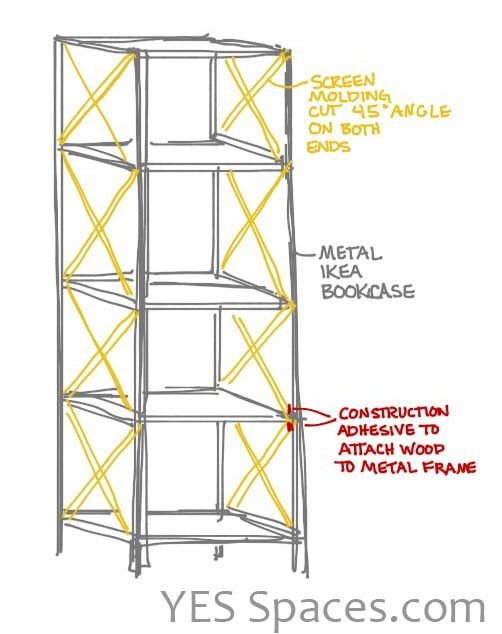 bookcase-drawing