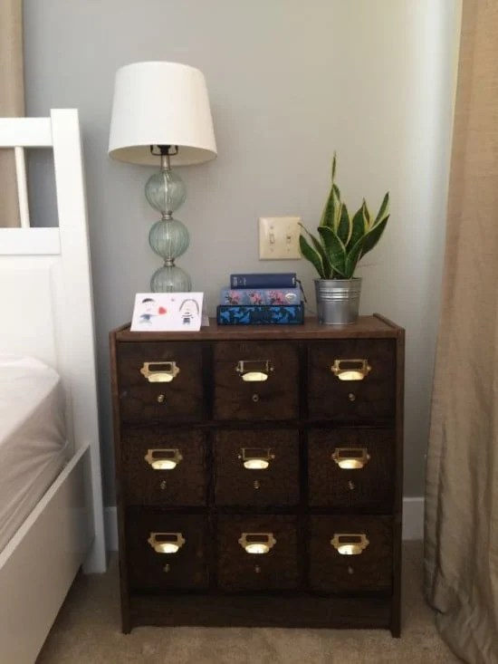 DIY Card Catalog