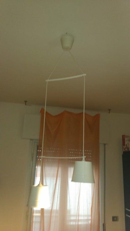 ikea chair mat ostrich lounge double socker pendant lamp - hackers
