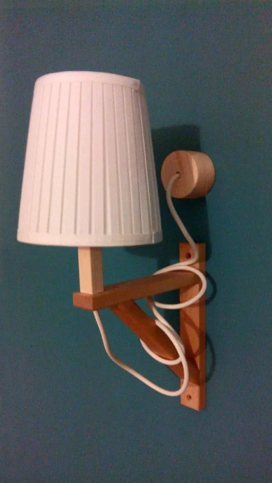 EKBY VALTER bracket lamp