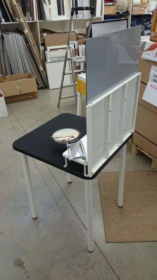 Little girls vanity IKEA Hackers : girlvanity10 550x977 from www.ikeahackers.net size 550 x 977 jpeg 107kB