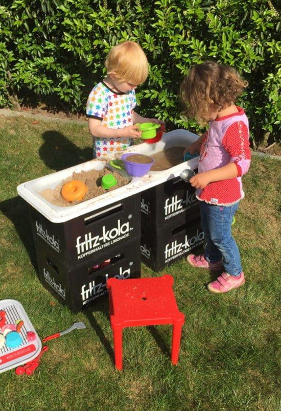 Mud Kitchen For Kids Ikea Hackers