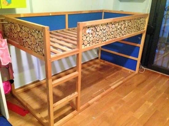 KURA Puppet Theatre Bed | IKEA Hackers