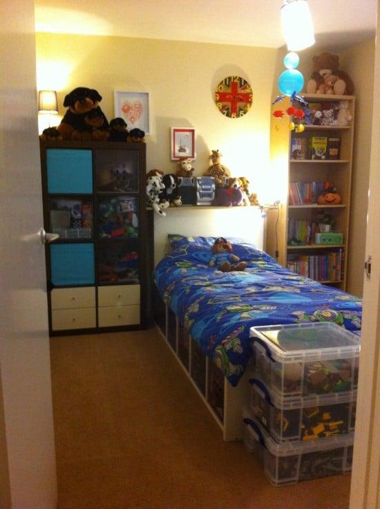 Expedit single bed   IKEA Hackers