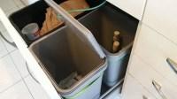 Automatic VARIERA kitchen trash bin for METOD drawer ...