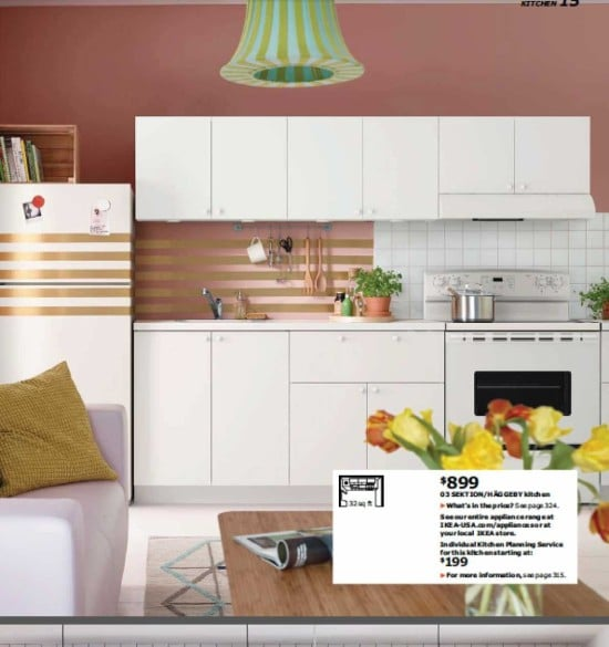 Ikea Kitchen Set: 16 Things I Like About The New IKEA Catalog 2016