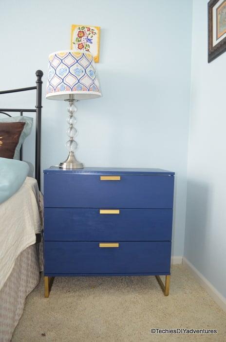 Ikea Trysil Dresser Makeover Inspired By One Kings Lane