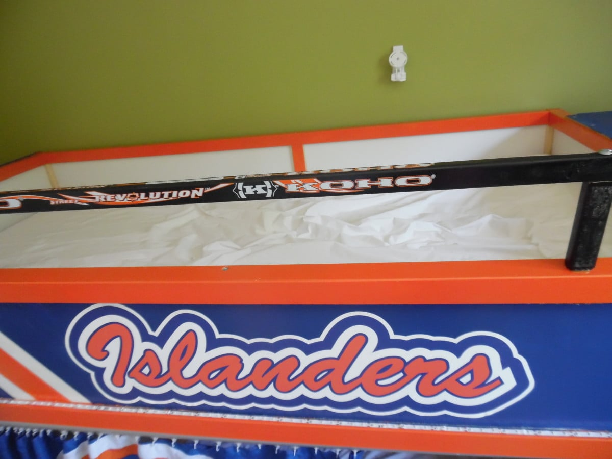 New York Islanders Zamboni Bed Ikea Hackers
