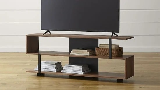 Crate and Barrel's Austin Media Console $999