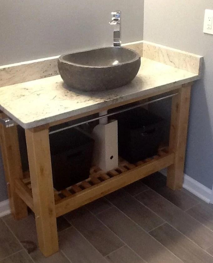 Ikea Groland Kitchen Island Bathroom Vanity And Coffee