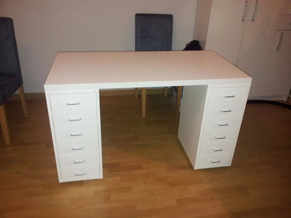 An Affordable IKEA Dressing Table (makeup Vanity)