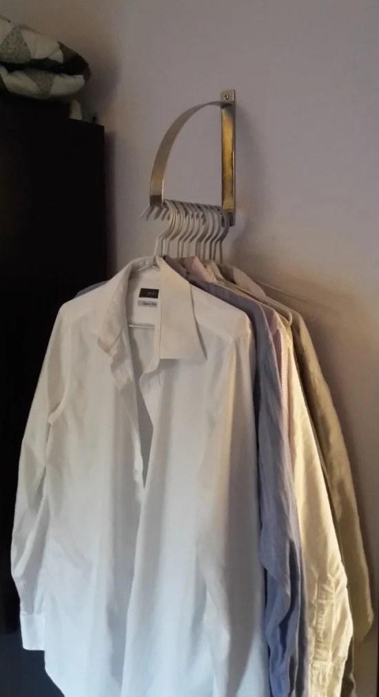 Ekby Robert Bracket As Clothes Hanger