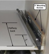 How-to: Install Drawer Pullouts in Kitchen Cabinets - IKEA ...