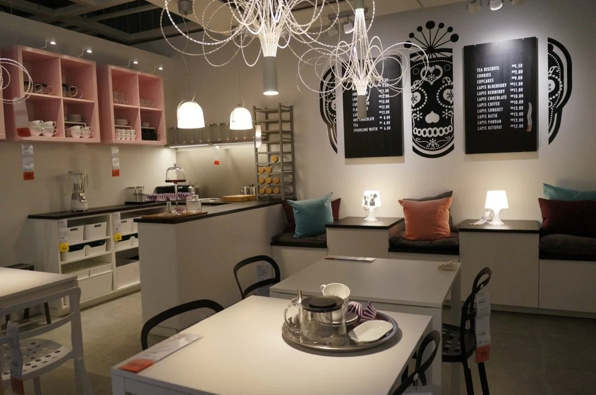 An interesting feature is the home set which is made to mirror common home sizes and layouts in Malaysia. So you get to see how IKEA actually fits into a ... & IKEA Hacking in IKEA Cheras (Plus win a RÅSKOG cart I madeover ... azcodes.com