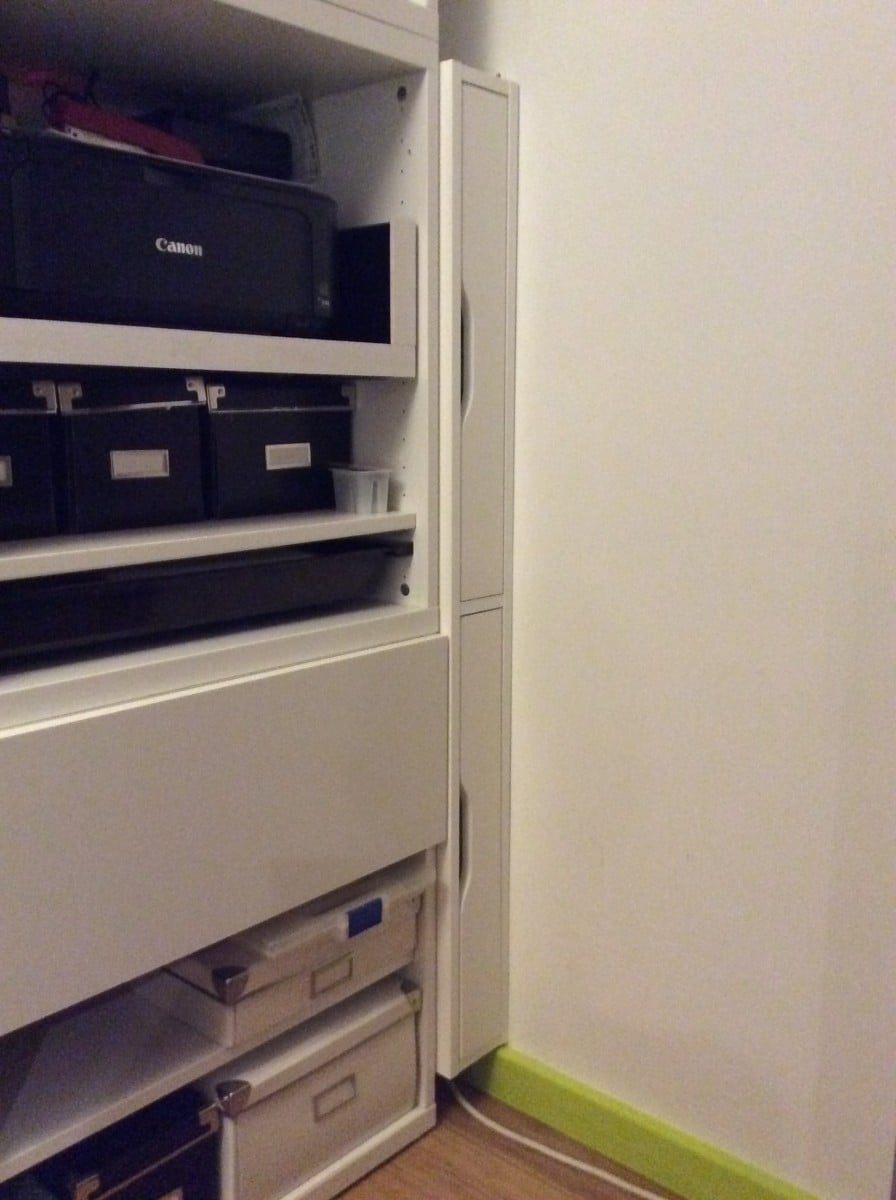 IKEA EKBY ALEX Tool Cabinets