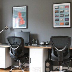 Work Station Kitchen Hansgrohe Faucet Reviews Complete Workstation Desk Home Office Ikea Hack