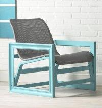 Colorful Photo Frame Chair - IKEA Hackers - IKEA Hackers