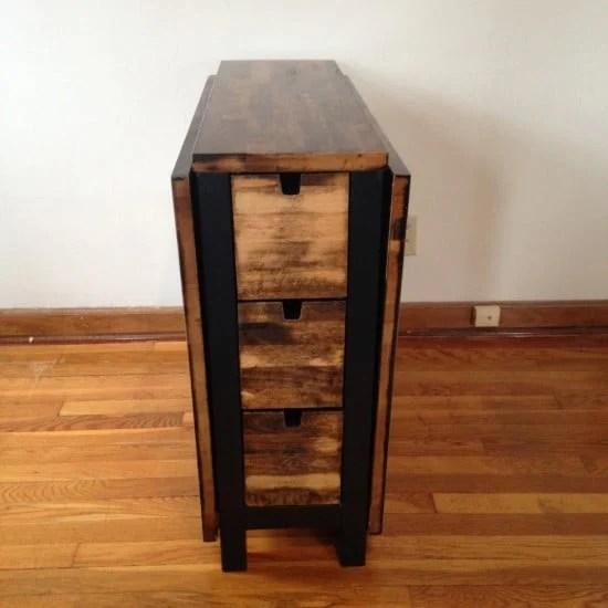 Ikea norden gateleg table goes dark ikea hackers - Table ikea norden ...