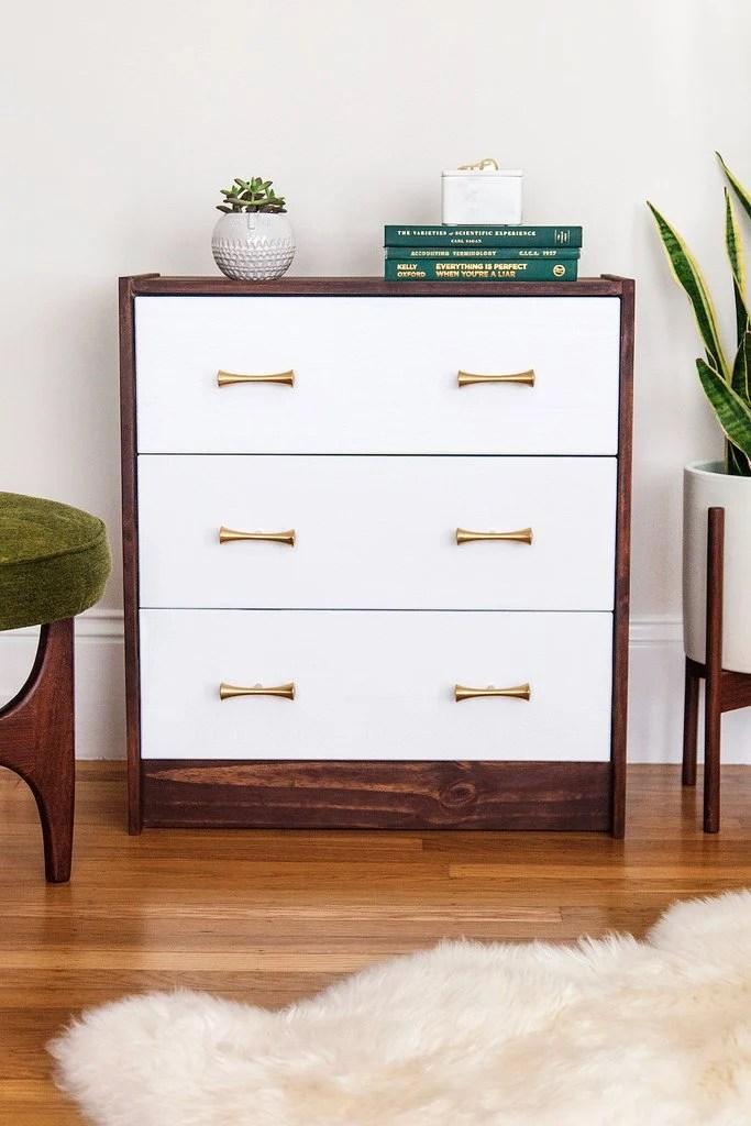 Simple RAST Dresser Upgrade  IKEA Hackers  IKEA Hackers