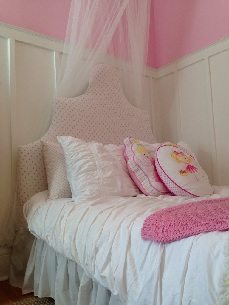 Fresh From plain IKEA Fjellse bed to dreamy princess bed