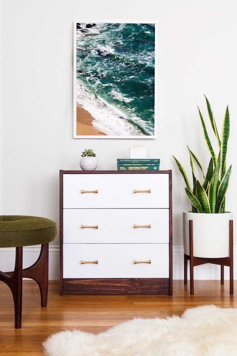 Simple Rast Dresser Upgrade Ikea Hackers