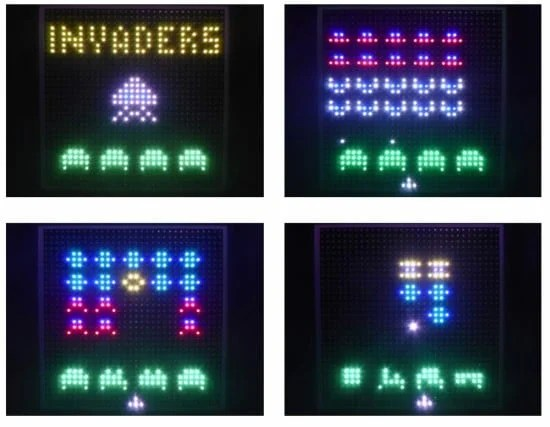 invaders - space invaders inspired retro video games