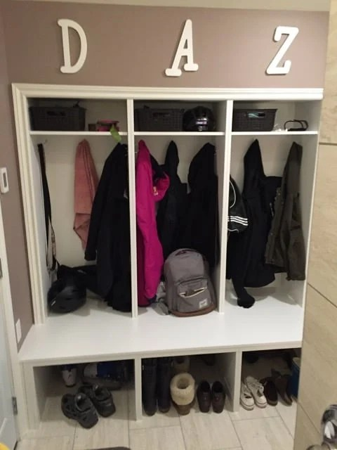 Best 197 Hack Large Mudroom Lockers With Bench Ikea Hackers