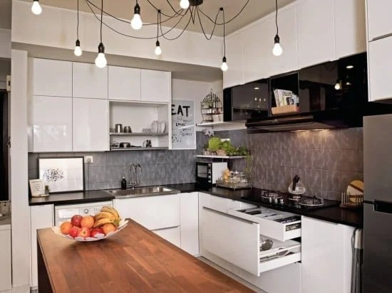 My IKEA METOD kitchen - after