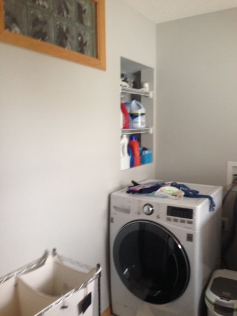 laundry room hack ikea hackers