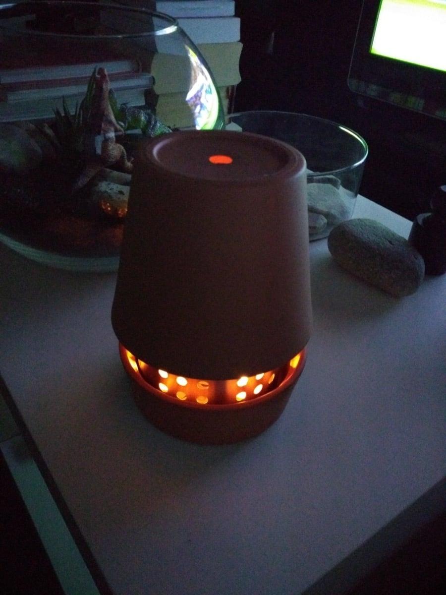Terracotta Heater Ikea Hackers
