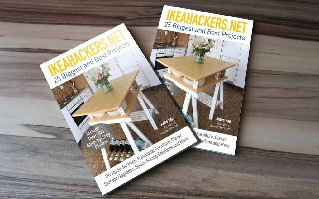 The IKEAhackers book Out soon!