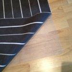Hall Of Stripes A Hallway Runner Rug Diy Ikea Hackers
