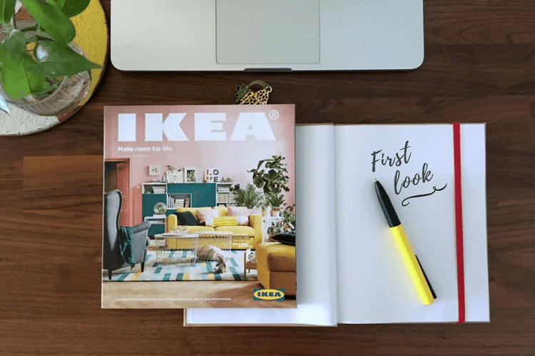 Ikea Catalog 2018 A Nod To Hacking Ikea Hackers