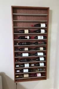 Wall Wine Rack, a BROGRUND Towel Rail Hack - IKEA Hackers ...