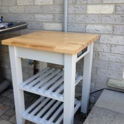 Kitchen Island Cart Target New Sink Airplay Ikea Butcher's Block - Hackers