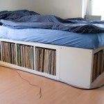 Expedit Bed Frame Ikea Hackers
