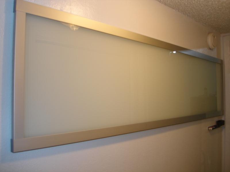 The 15 Glass Dry Erase Board Ikea Hackers