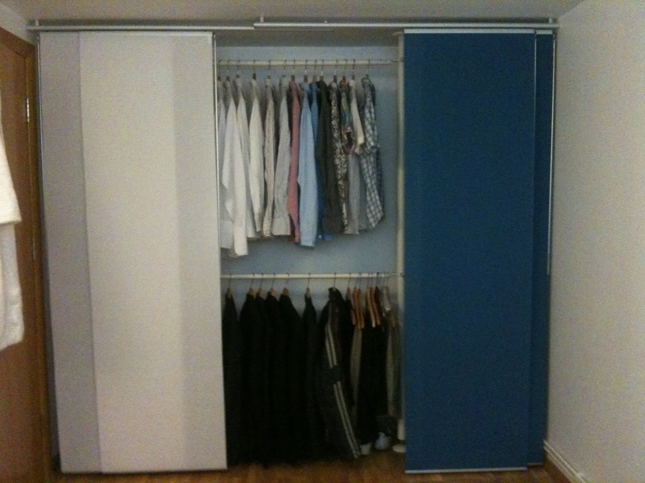 quick and easy wardrobe ikea hackers. Black Bedroom Furniture Sets. Home Design Ideas