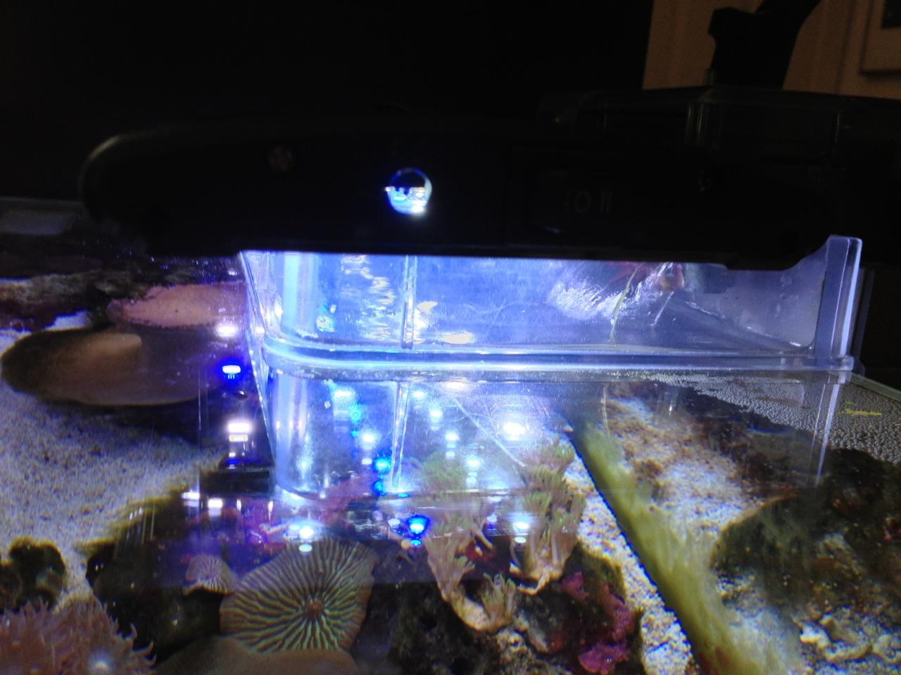Satta Sitter For Aquarium Light Ikea Hackers