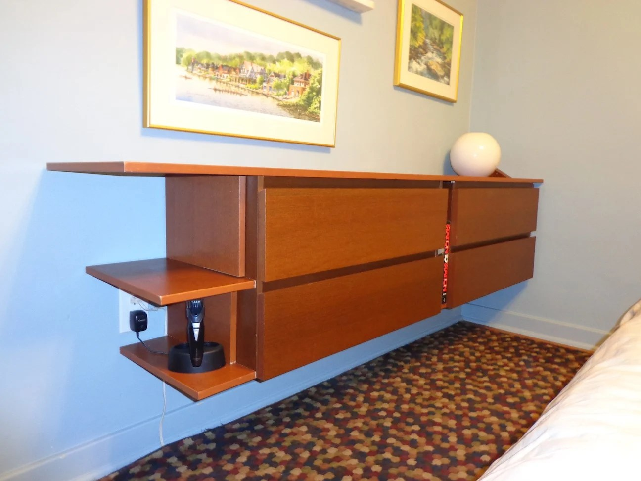malm dressers become built in ikea hackers. Black Bedroom Furniture Sets. Home Design Ideas