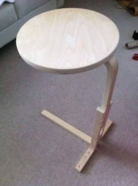 Frosta side table