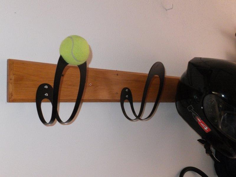 Easy Diy Helmet Hanger Ikea Hackers